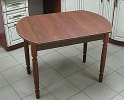 Стол раскладной Евро (ножки дерево)