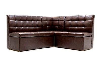 Кухонный угловой диван Омега