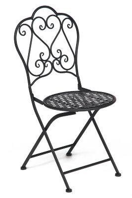 Стул кованый складной Лав Чейр (Love chair)