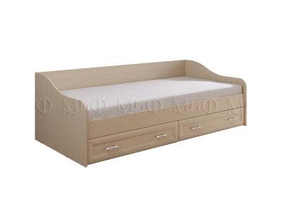 Кровать детская Вега с ящиками Миф