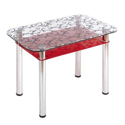 Стол обеденный с полкой 3.4 ДП28 Браво-мебель
